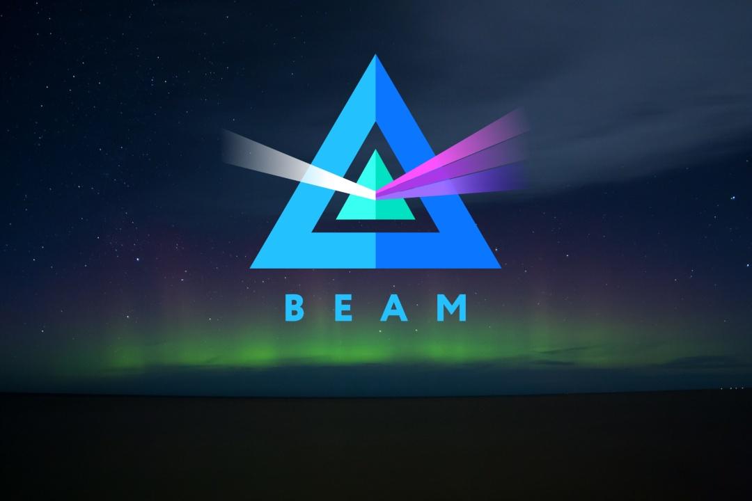 Crypto Beam