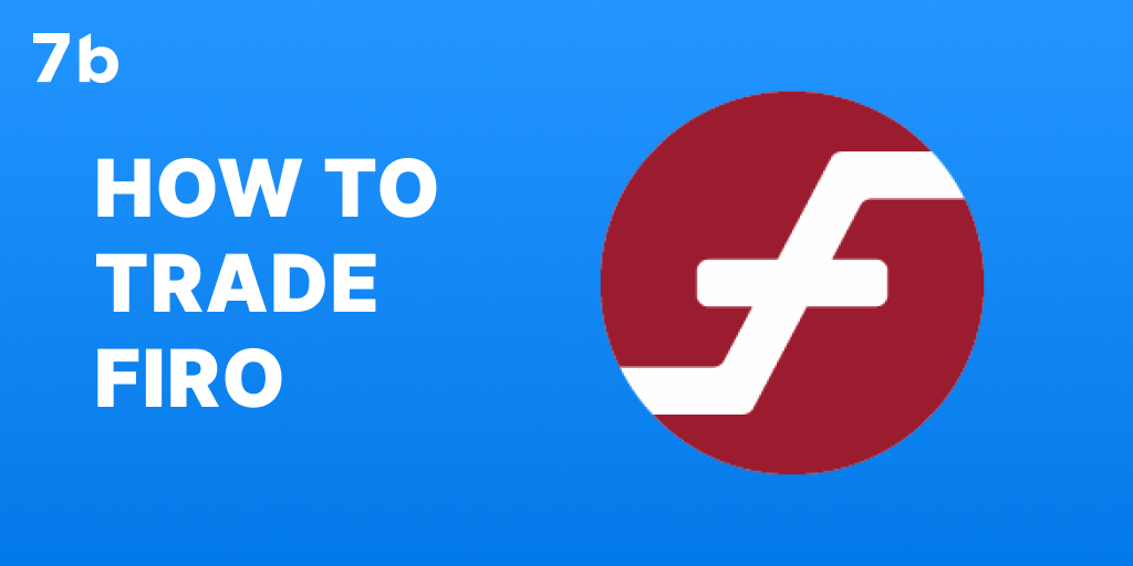 How to trade FIRO