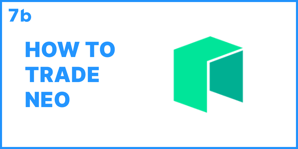 How to trade NEO