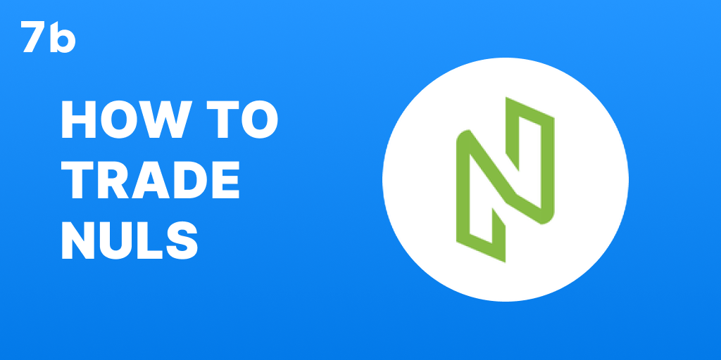 How to trade NULS