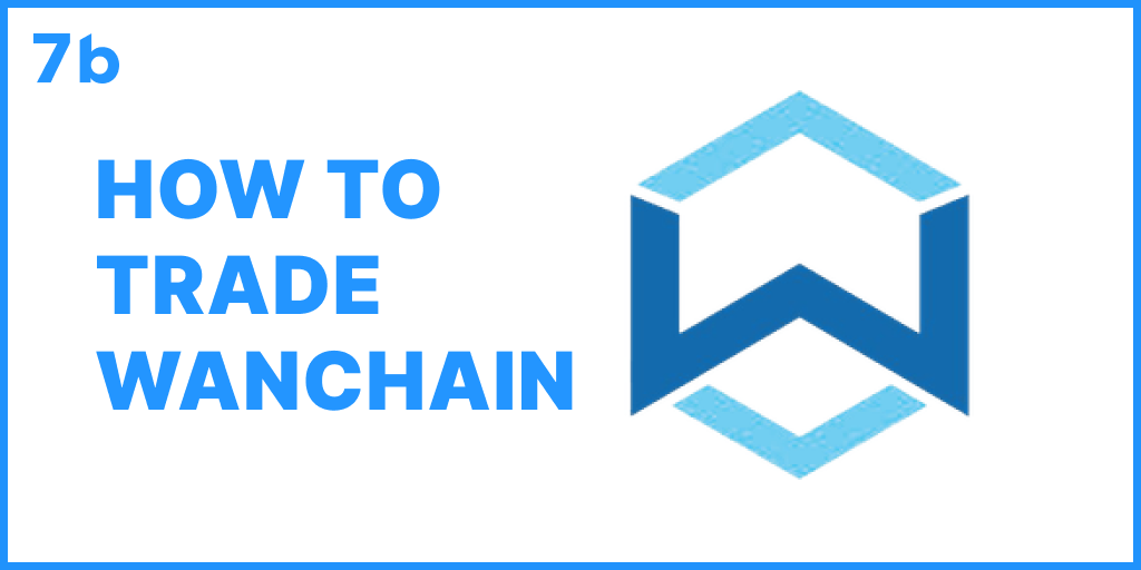 How to trade WAN