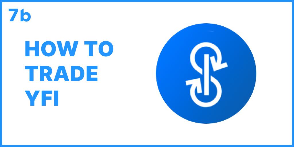 How to trade YFI
